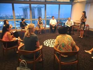 Corso di formazione a Singapore