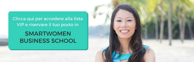 Accedi alla lista VIP di Smartwomen Business School