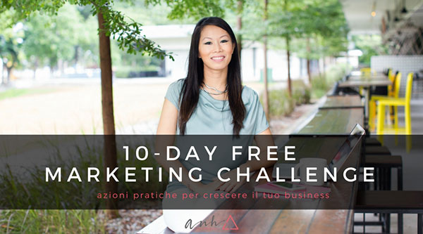 Marketing challenge