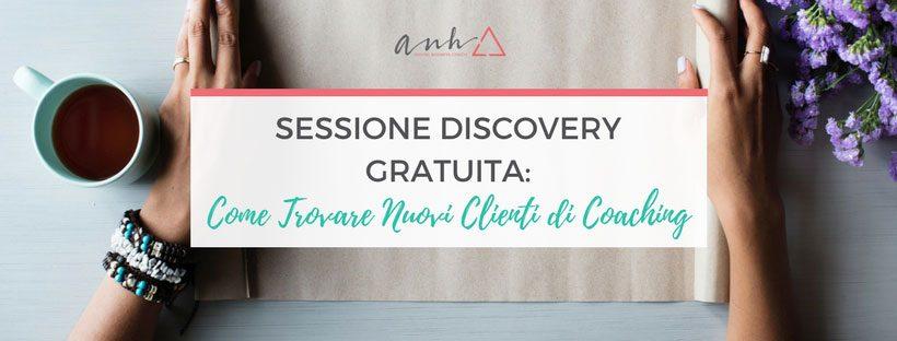 Sessione discovery gratuita