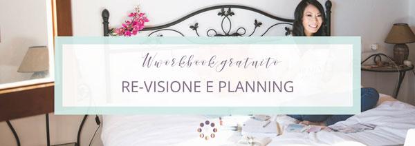 Revisione e planning