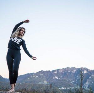 Giulia Panzeri, Yoga Teacher
