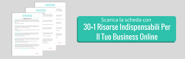 30 risorse digitali business online